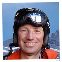 Privater Skilehrer Stefan Dürst