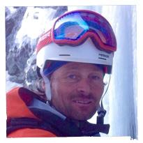 Private ski instructor Joerg